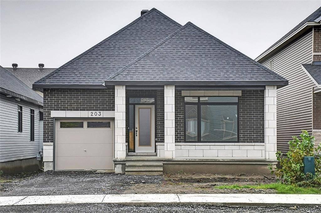 House for sale at 203 Joshua St Ottawa Ontario - MLS: 1171401