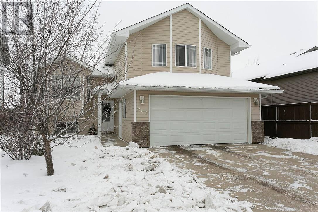 House for sale at 203 Lougheed Cs Red Deer Alberta - MLS: ca0185660