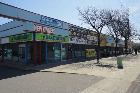 Commercial property for lease at 203 Markham Rd Toronto Ontario - MLS: E4747025