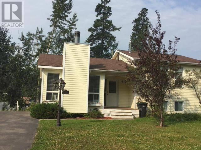 House for sale at 203 Murray Dr Tumbler Ridge British Columbia - MLS: 174394