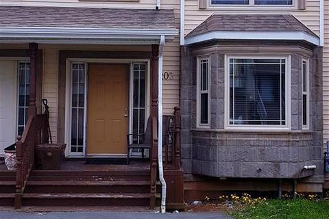 Townhouse for sale at 203 Nadia Dr Dartmouth Nova Scotia - MLS: 201909598
