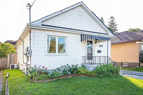House for sale at 203 Park Rd Oshawa Ontario - MLS: E4692372