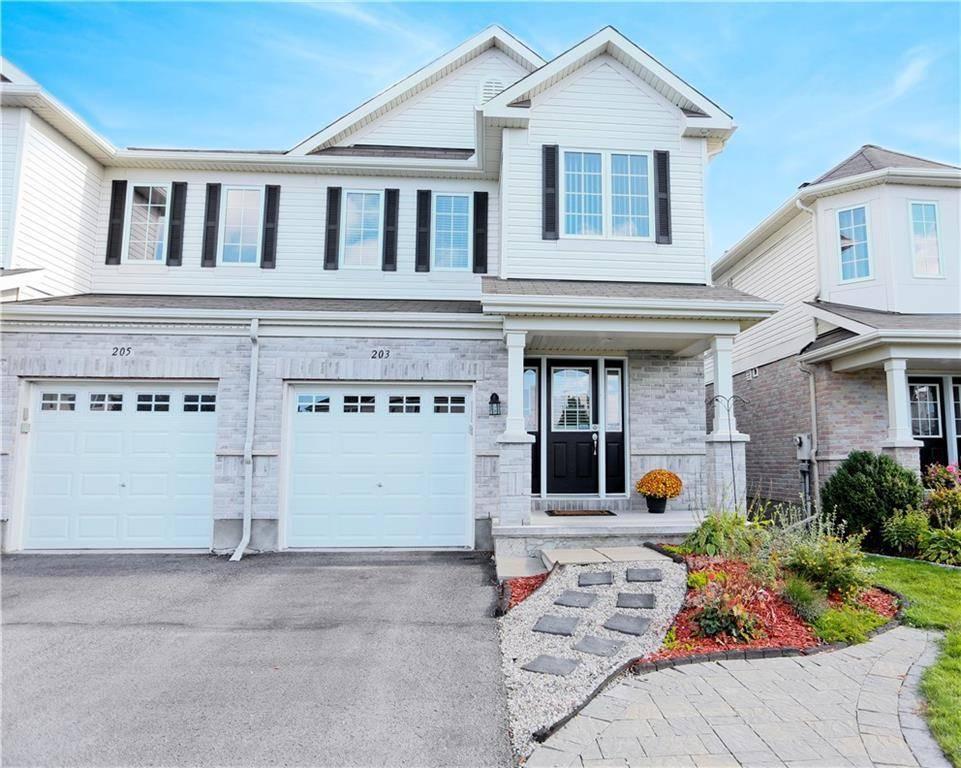 House for sale at 203 Patriot Pl Kanata Ontario - MLS: 1171266