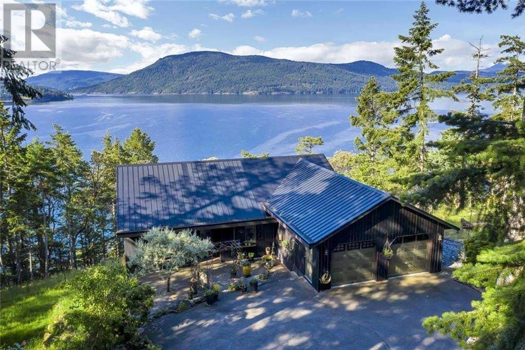 House for sale at 203 Quarry Dr Salt Spring Island British Columbia - MLS: 426324