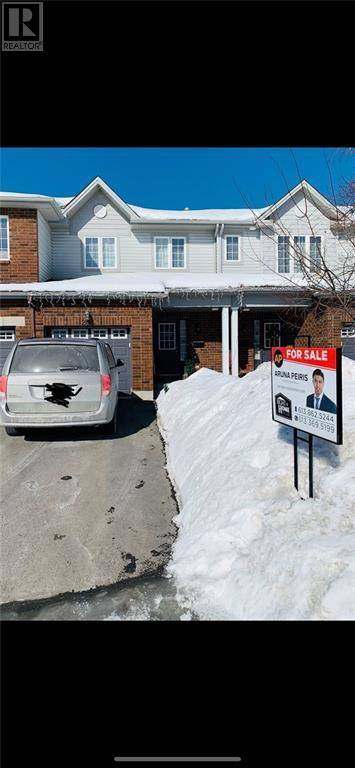 Townhouse for sale at 203 Rolling Meadow Cres S Ottawa Ontario - MLS: 1182969
