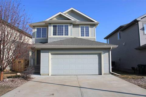 House for sale at 203 Silverstone Cres Stony Plain Alberta - MLS: E4151176