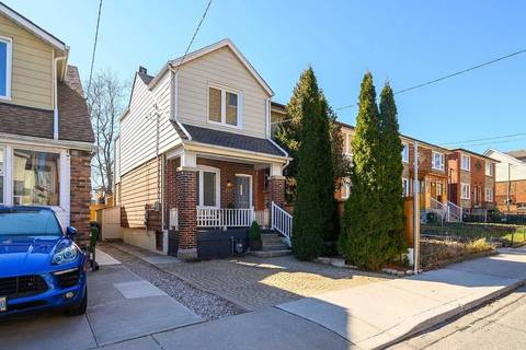 House for sale at 203 Simpson Ave Toronto Ontario - MLS: E4734309