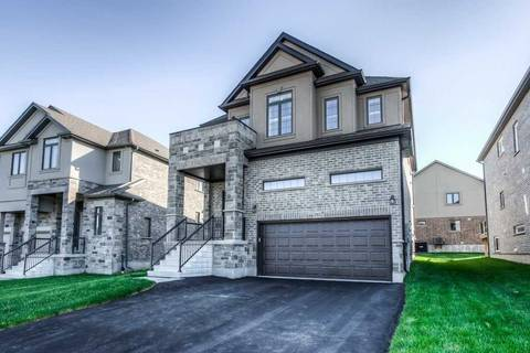 House for sale at 203 Spring Garden Dr Waterloo Ontario - MLS: X4477803