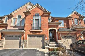 Townhouse for sale at 203 Tawny Cres Oakville Ontario - MLS: O4714817