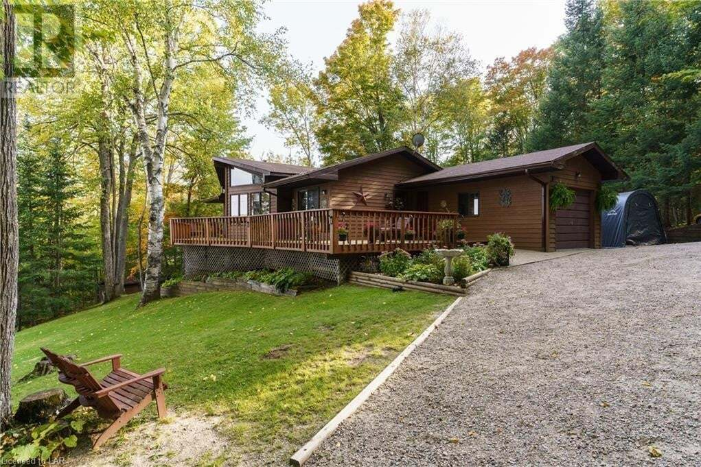 House for sale at 203 West Point Dr Burk's Falls Ontario - MLS: 40023652