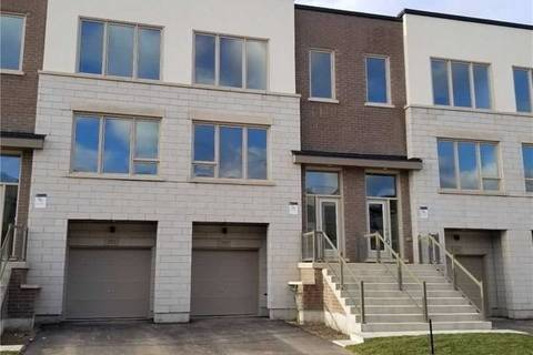 Townhouse for rent at 203 Wheat Boom Dr Oakville Ontario - MLS: W4390809