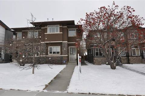 Townhouse for sale at 2030 32 St Southwest Calgary Alberta - MLS: C4279095