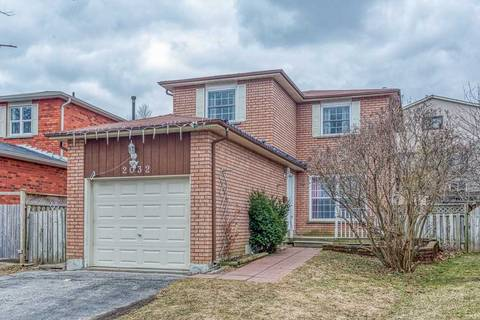 House for sale at 2032 Shay Dr Pickering Ontario - MLS: E4729073