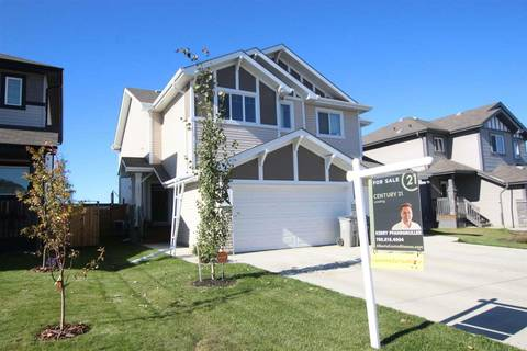 Townhouse for sale at 2032 Westerra Lo  Stony Plain Alberta - MLS: E4155134