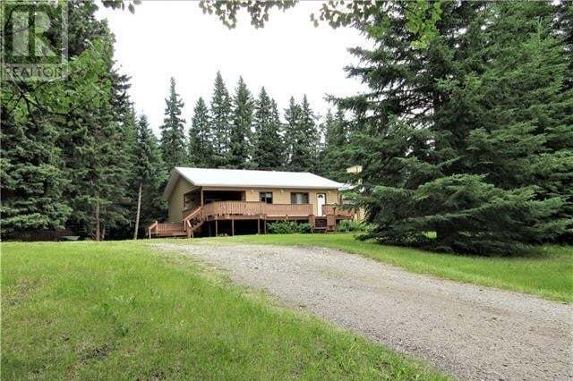 House for sale at 2032375 Range Road 62  Rural Mountain View County Alberta - MLS: CA0172561
