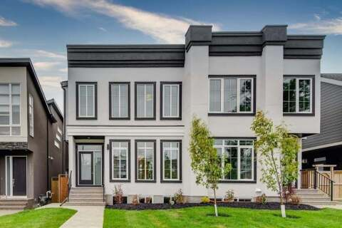 Townhouse for sale at 2033 31 Ave SW Calgary Alberta - MLS: C4281888