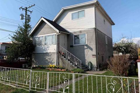 House for sale at 2033 35th Ave E Vancouver British Columbia - MLS: R2352046