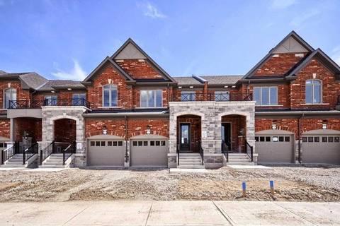 Townhouse for sale at 2033 Mullen St Innisfil Ontario - MLS: N4536023