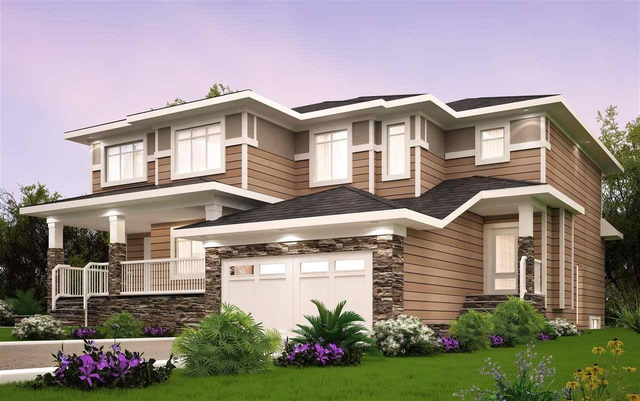 Townhouse for sale at 2033 Wonnacott Wy Sw Edmonton Alberta - MLS: E4192726