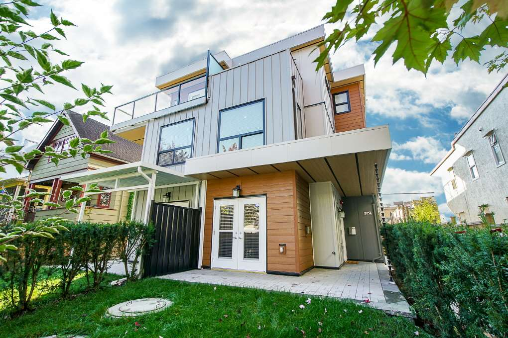Sold: 2034 Franklin Street, Vancouver, BC