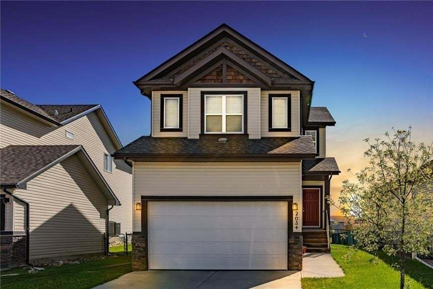 House for sale at 2034 High Country Ri NW Highwood Village, High River Alberta - MLS: C4283191