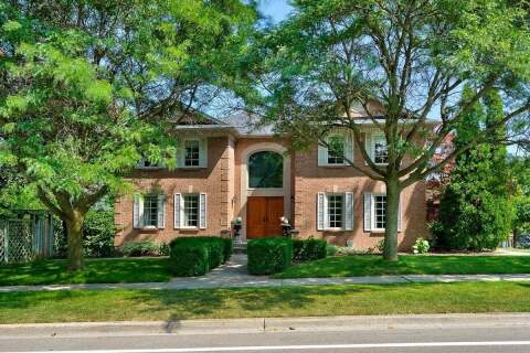 House for sale at 2035 Grand Blvd Oakville Ontario - MLS: W4830050