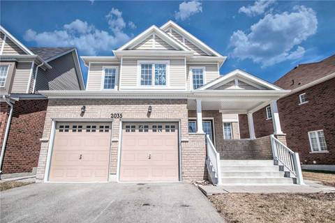 House for sale at 2035 Hunking Dr Oshawa Ontario - MLS: E4494221