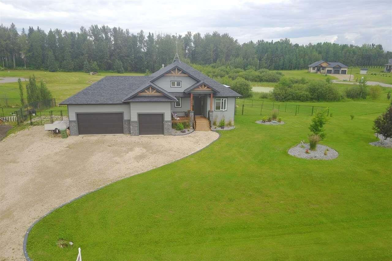 House for sale at 2035 Spring Lake Dr Rural Parkland County Alberta - MLS: E4196869