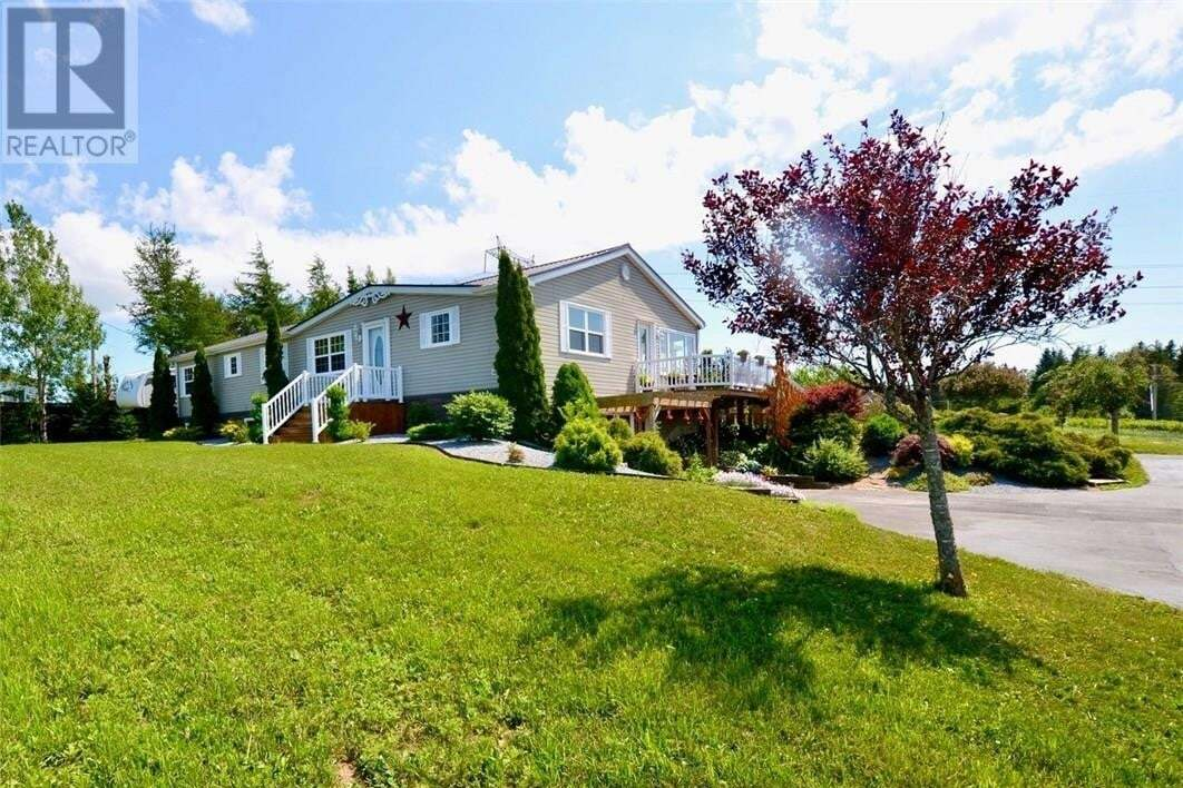 House for sale at 2035 Upper Aboujagane Rd Sackville New Brunswick - MLS: M129554