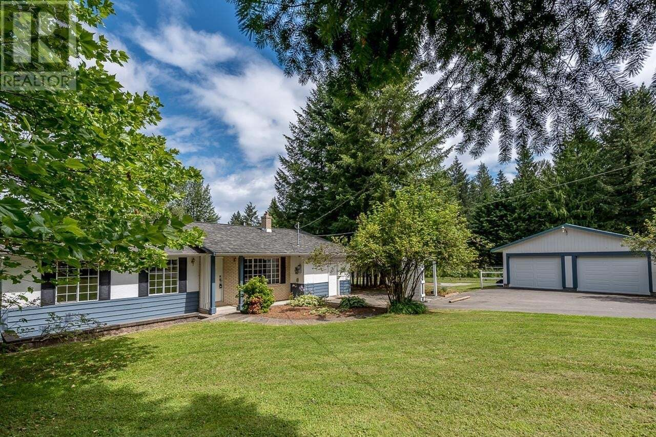 House for sale at 2037 Kelland  Black Creek British Columbia - MLS: 844370