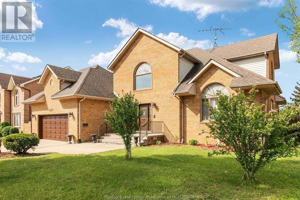 House for sale at 2037 Murray  Tecumseh Ontario - MLS: 20013829