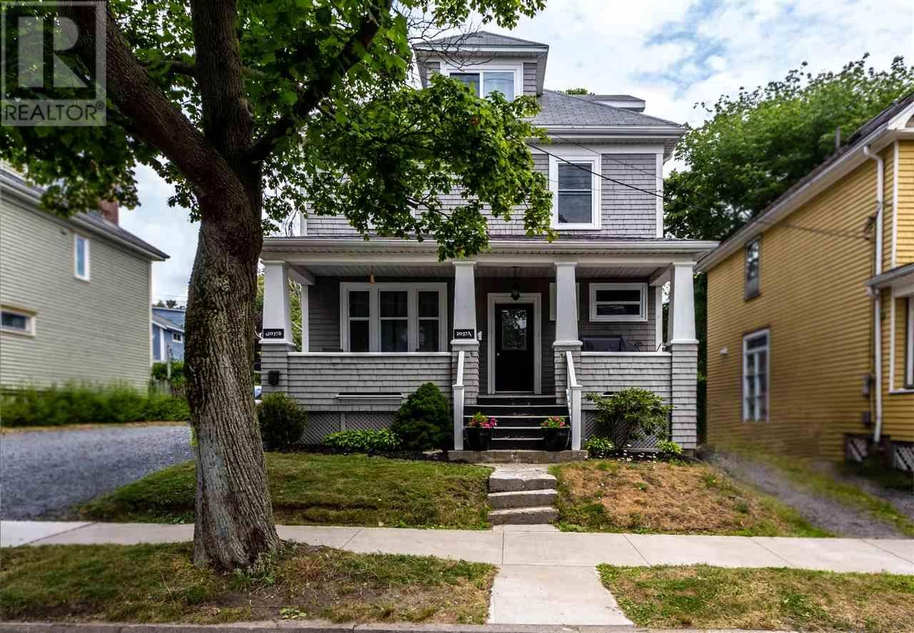 Townhouse for sale at 2037 Oxford St Halifax Nova Scotia - MLS: 202002750