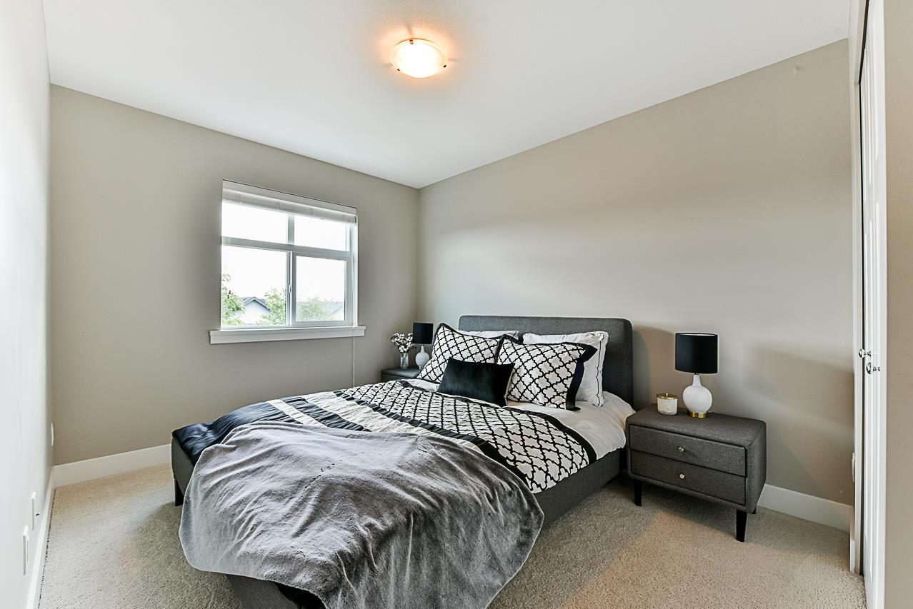 For Sale: 20373 82 Avenue, Langley, BC | 4 Bed, 4 Bath Townhouse for $829,000. See 20 photos!