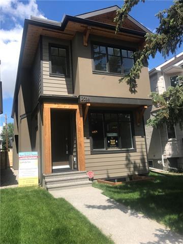 Sold: 2038 1 Avenue Northwest, Calgary, AB