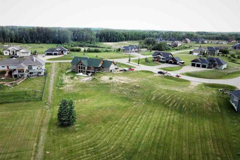 Home for sale at 2038 Aspen Wy Rural Parkland County Alberta - MLS: E4145048