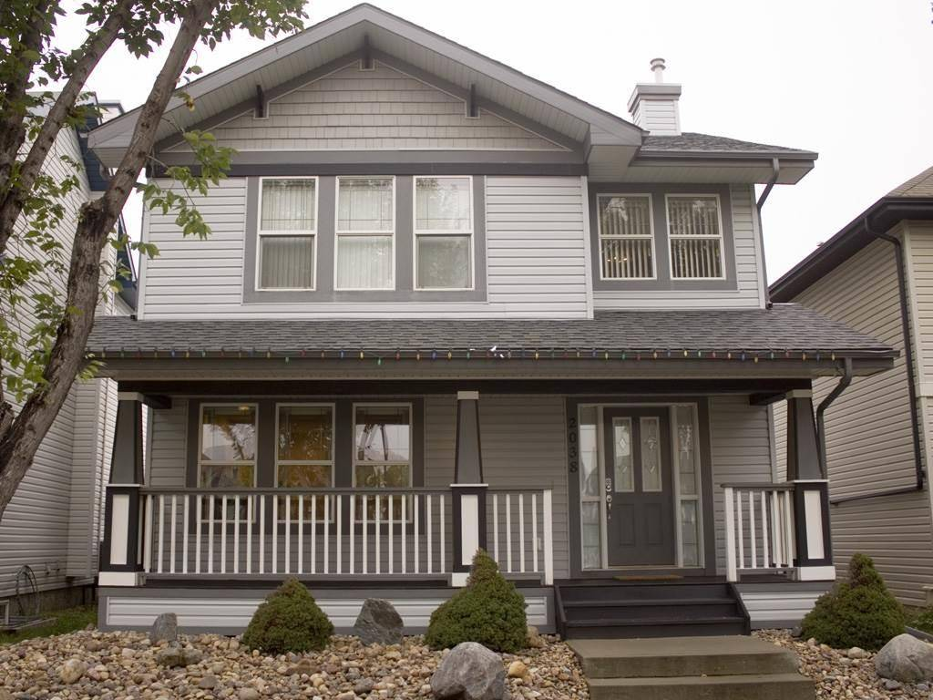 House for sale at 2038 Towne Centre Blvd Nw Edmonton Alberta - MLS: E4174498