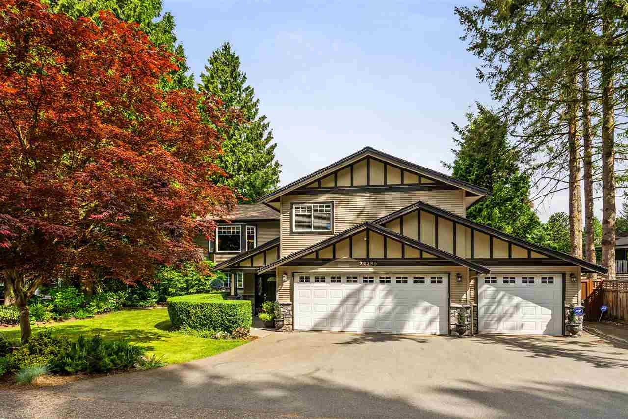 For Sale: 20385 41a Avenue, Langley, BC | 4 Bed, 3 Bath House for $1,449,000. See 20 photos!