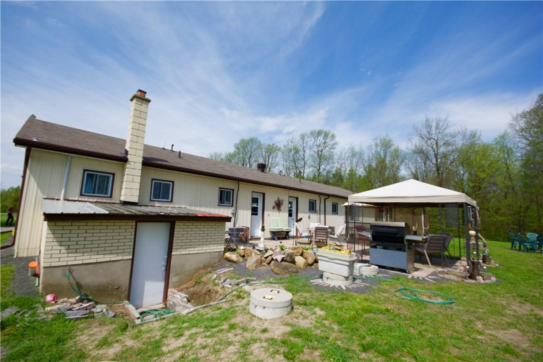 For Sale: 2039 County 44 Road, Spencerville, ON | 0 Bath Townhouse for $715,000. See 22 photos!