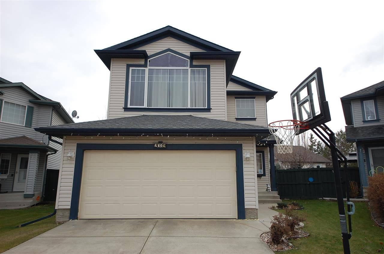 House for sale at 2039 Garnett Wy Nw Edmonton Alberta - MLS: E4183357