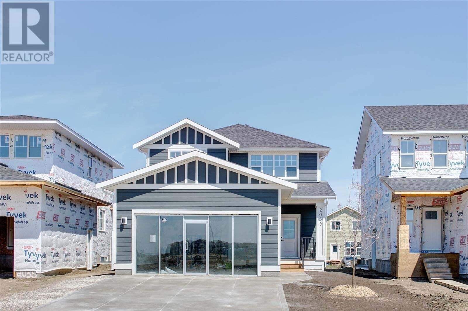 House for sale at 2039 Stilling Ln Saskatoon Saskatchewan - MLS: SK821121