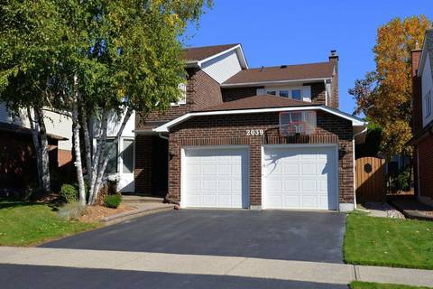 House for sale at 2039 Summer Wind Dr Burlington Ontario - MLS: W4605701