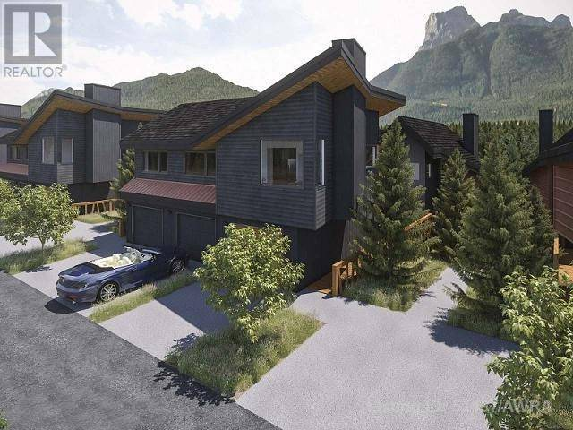 Townhouse for sale at 1200 Three Sisters Pw Unit 203a Canmore Alberta - MLS: 51437
