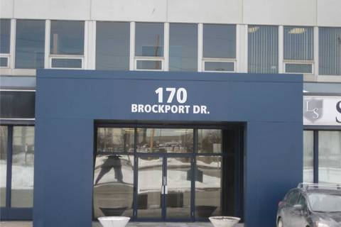 Commercial property for lease at 170 Brockport Dr Apartment 203A Toronto Ontario - MLS: W4694036