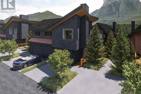 Townhouse for sale at 1200 Three Sisters Pw Unit 203f Canmore Alberta - MLS: 50386