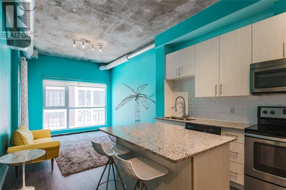 Removed: 204 - 1 Victoria Street South, Kitchener, ON - Removed on 2019-07-11 06:15:02