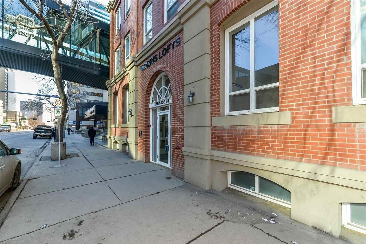 Condo for sale at 10154 103 St NW Unit 204 Edmonton Alberta - MLS: E4206061