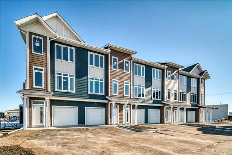 Townhouse for sale at 1035 Ross St Unit 204 Crossfield Alberta - MLS: C4293695