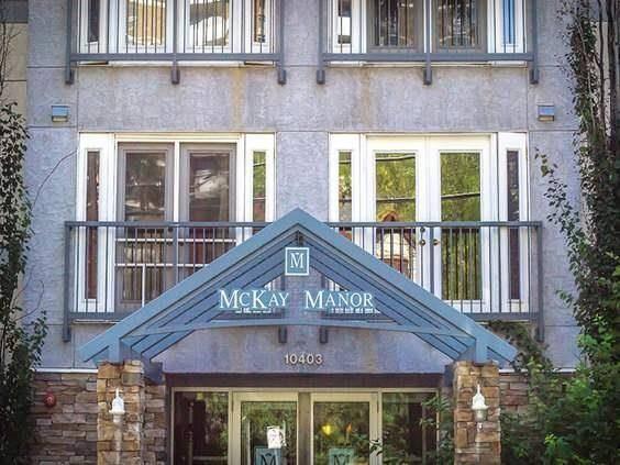 Condo for sale at 10403 98 Ave Nw Unit 204 Edmonton Alberta - MLS: E4186554