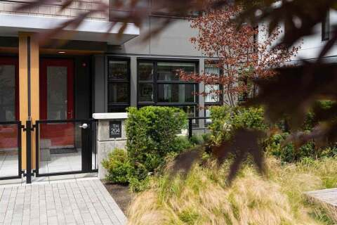 Townhouse for sale at 1055 Ridgewood Dr Unit 204 North Vancouver British Columbia - MLS: R2477446