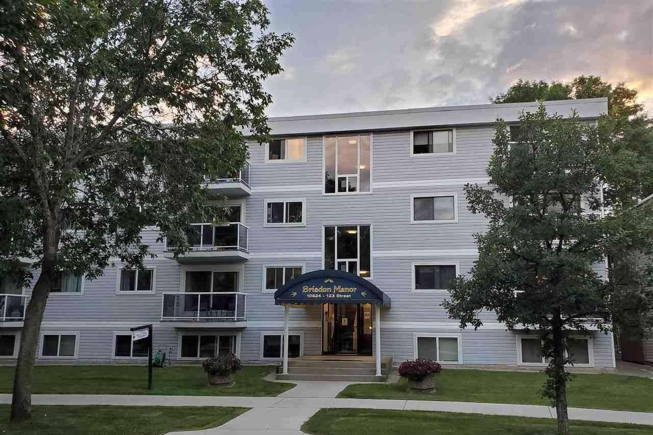 Condo for sale at 10624 123 St NW Unit 204 Edmonton Alberta - MLS: E4210032